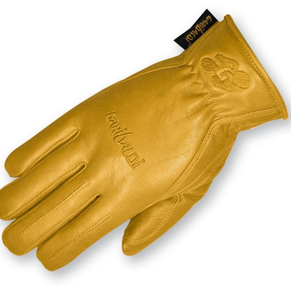 Garibaldi Campus Ladies Vintage Winter Gloves Yellow