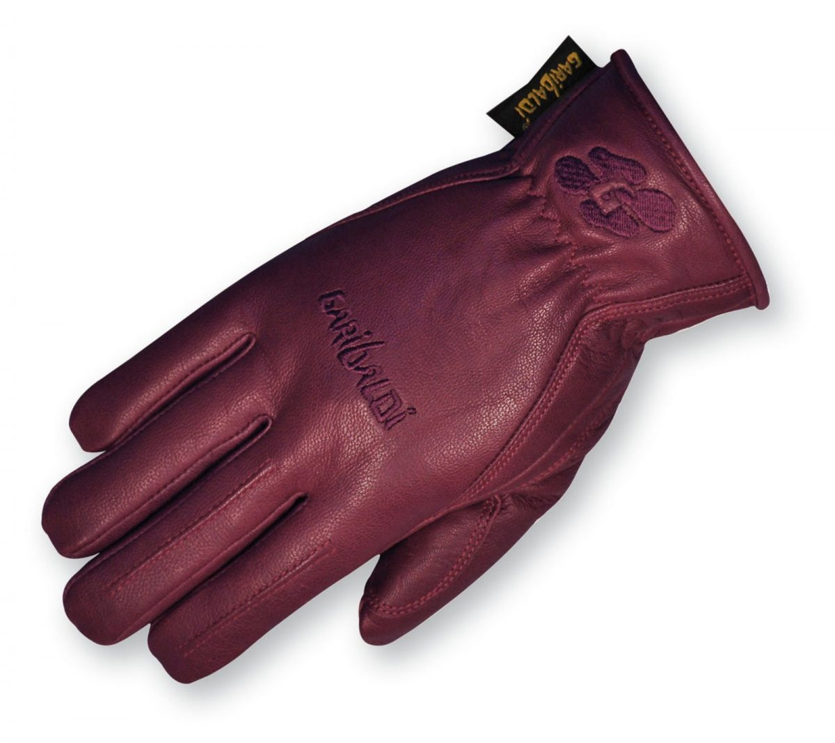 Garibaldi Campus Ladies Vintage Winter Gloves Burgundy
