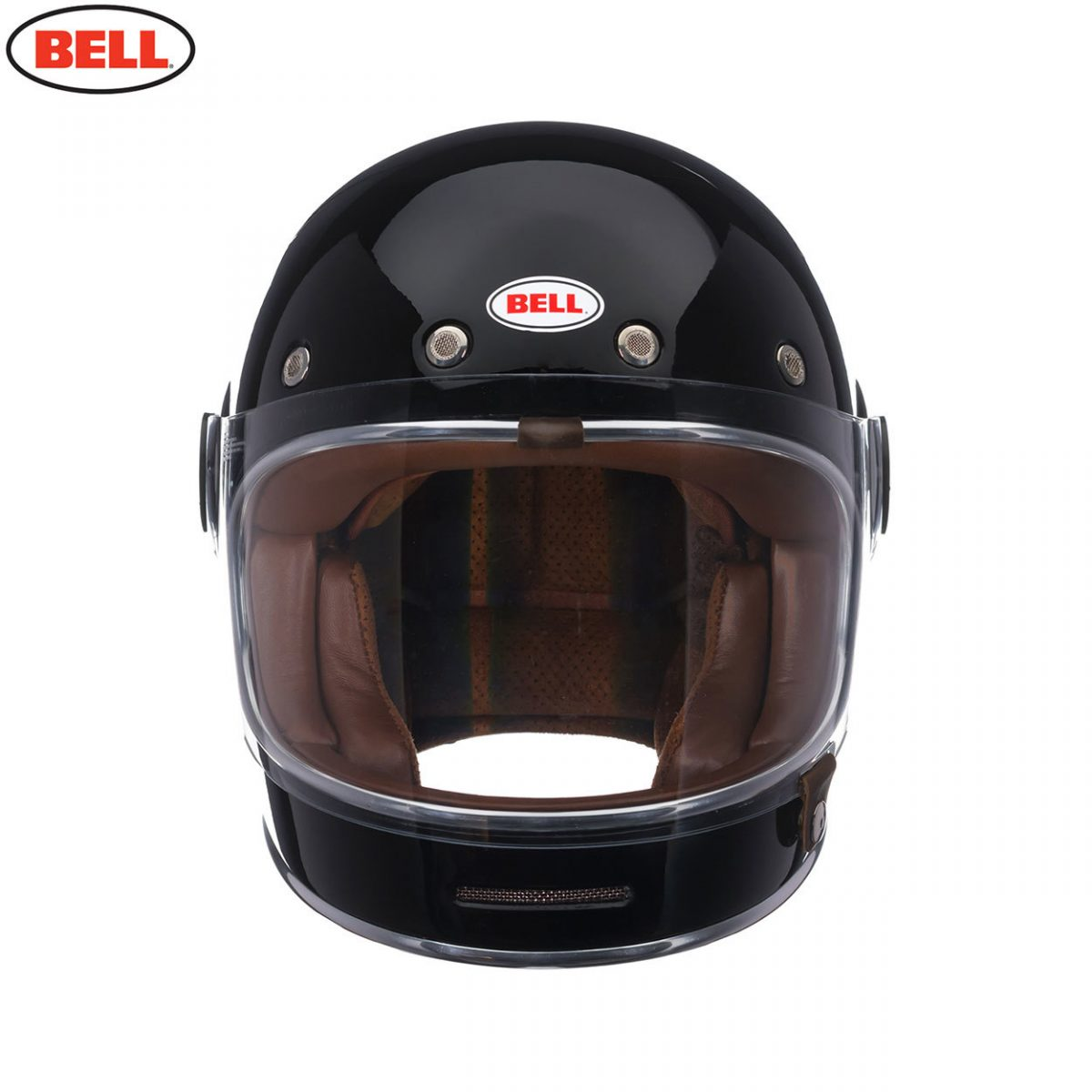 Bell Cruiser Bullitt Adult Helmet Solid Black