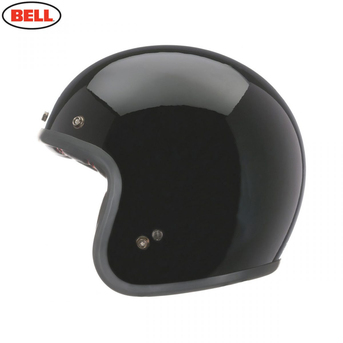 Bell Cruiser Custom 500 Adult Helmet Solid Black