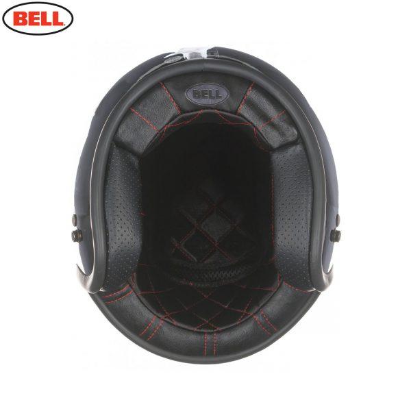 Bell Cruiser Custom 500 Adult Helmet Solid Black