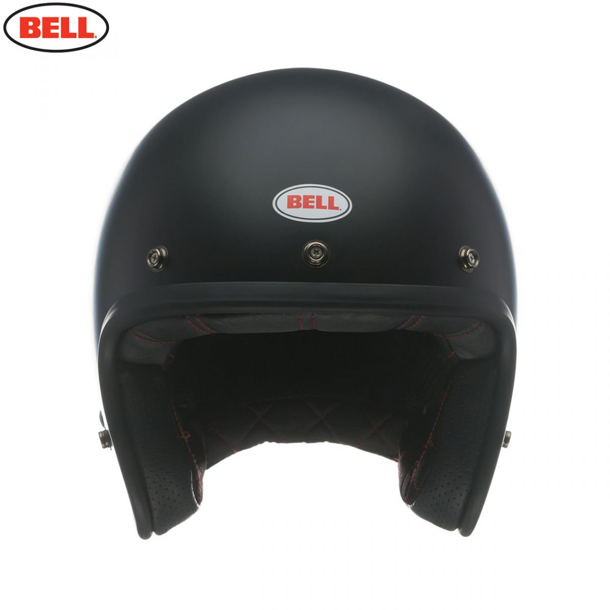 Bell Cruiser Custom 500 Adult Helmet Solid Matte Black