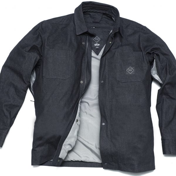 Crave Kevlar Riding Shirt Denim Jacket