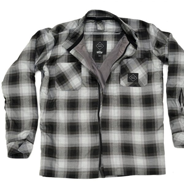 Crave Kevlar Riding Shirt FOX