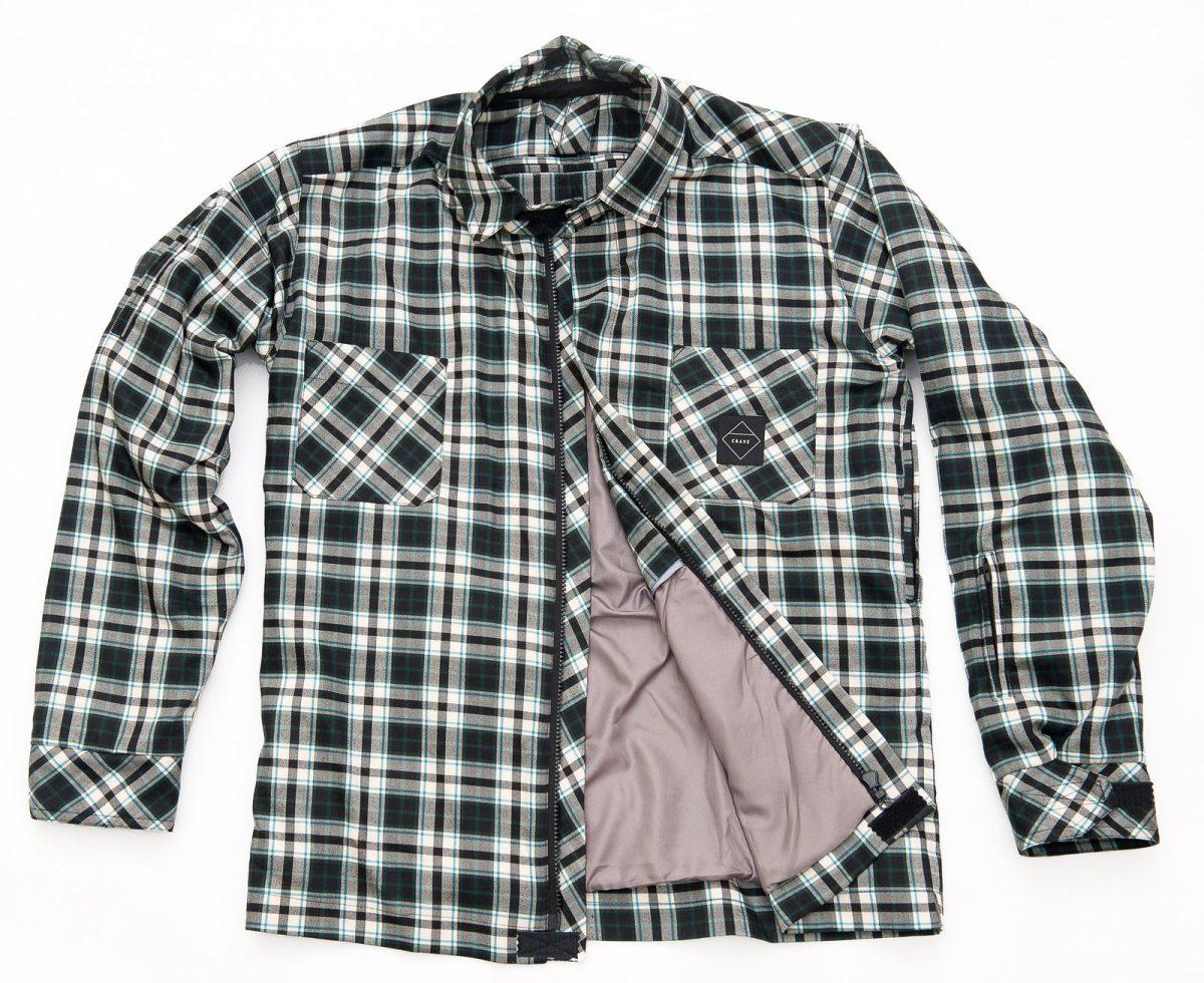 Crave Kevlar Riding Shirt FSC2