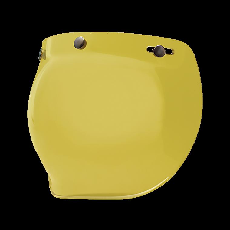 bell-custom-500-classic-street-helmet-3-snap-bubble-shield-yellow-fl