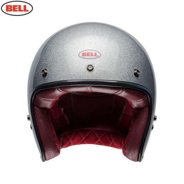 Bell Cruiser 2018 Custom 500 Deluxe Adult Helmet (Flake Silver)