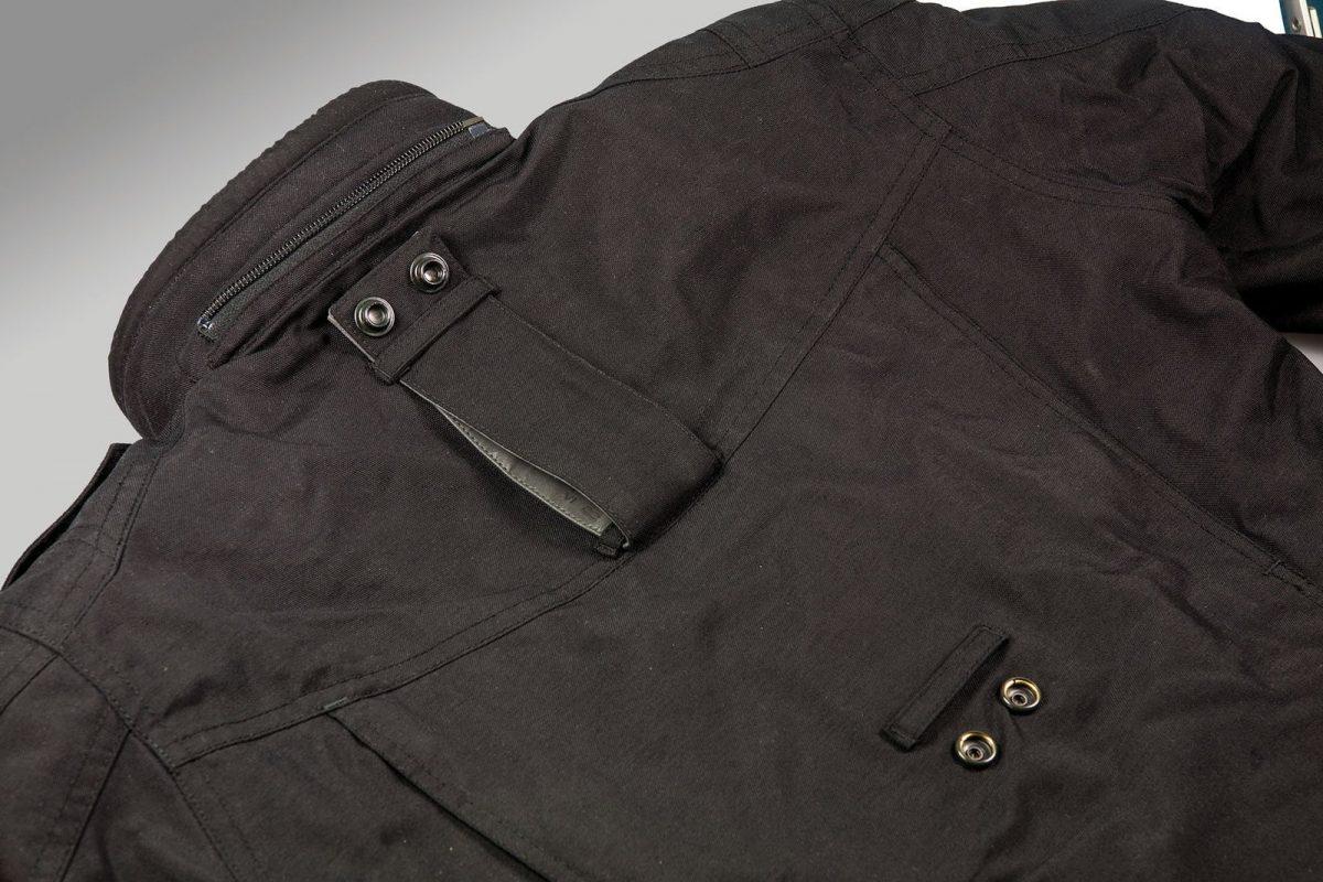 fox trasera posicion Motorcycle Jacket
