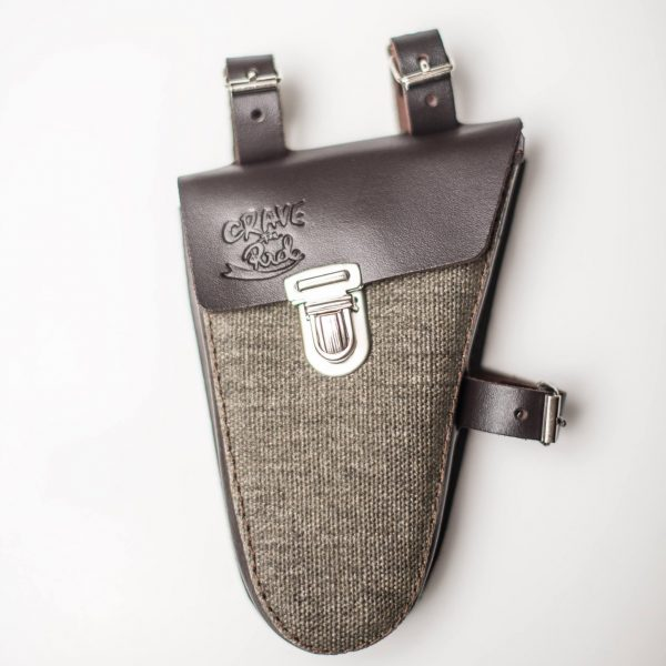 Crave Micro Moto Canvas Bag