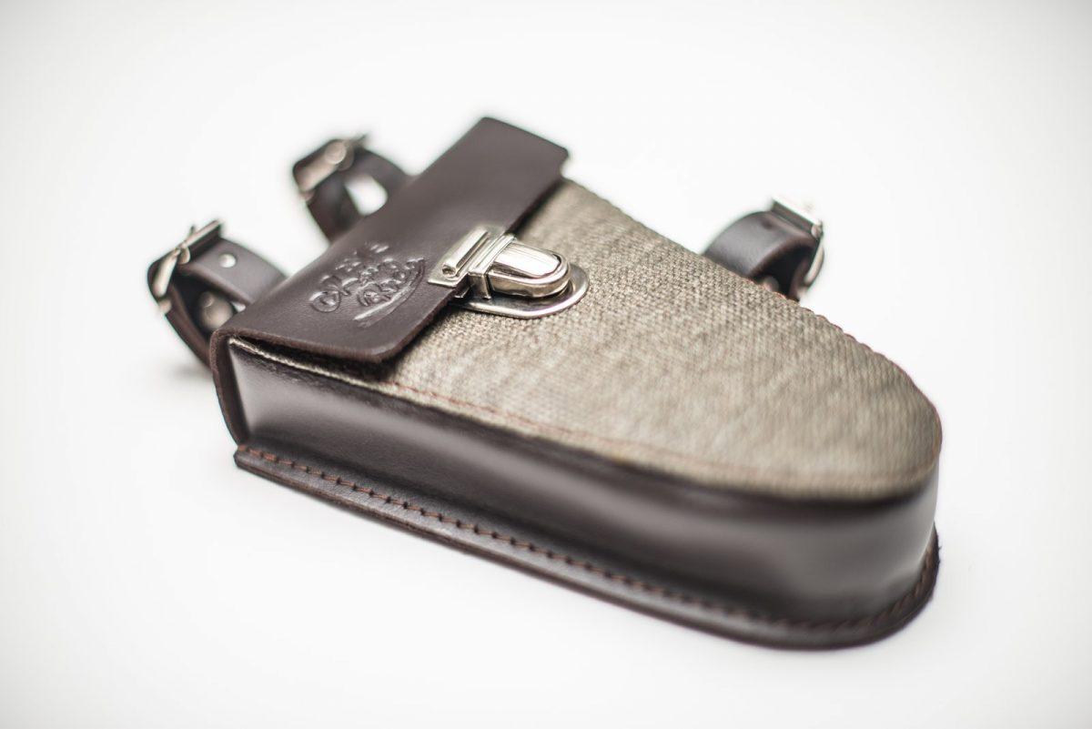 Crave Micro Moto Canvas Bag