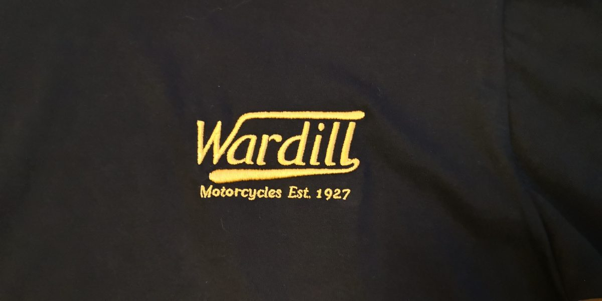 Wardill Motorcycle Company est. 1927 Mens T Shirt 02